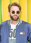Aaron Chalmers at MTV HQ ahead of the premiere of Season 15 of Geordie Shore. London, United Kingdom - Tuesday August 29, 2017