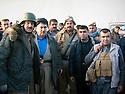 Iraq 2015 January 30 and 31, the recapture of villages and land south Kirkuk with Hama Haji Mahmoud on the front, left, Anwar Haji Osman    Irak 2015 Janvier 30 et 31, la reprise de villages et terres au sud de Kirkouk, avec Hama Haji Mahmoud sur la ligne de front avec a gauche, Anwar Haji Osman