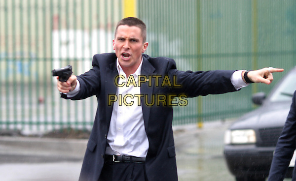 Christian Bale<br /> in Harsh Times (2005) <br /> (Bad Times)<br /> *Filmstill - Editorial Use Only*<br /> CAP/NFS<br /> Image supplied by Capital Pictures