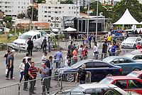 SAO PAULO,SP 15.11.2016 - SALÃO-AUTOMOVEL - Movimentação no Salão internacional do automovel de São Paulo no expo Imigrantes na região sul da cidade de São Paulo nesta terça-feira,15. <br /> <br /> (Foto:Fabricio Bomjardim/Brazil Photo Press)