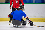 NOVEMBER 22, 2019: Vancouver, B.C. - ParaTough Cup was held at the Richmond Olympic Oval, with 12 corporate teams competing for the prize.