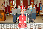 Lenamore Confirmation : The pupils from Lenamre NS who were confirmed in Bally longford church by Bishop Ray Browne on Friday last.