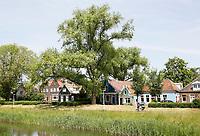 Nederland Amsterdam 2017.  De Buiksloterdijk in Amsterdam - Noord.    Foto Berlinda van Dam / Hollandse Hoogte
