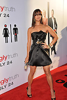 "Roselyn Sanchez at the premiere of ""The Ugly Truth"" at the Cinerama Dome, Hollywood..July 16, 2009  Los Angeles, CA.Picture: Paul Smith / Featureflash"