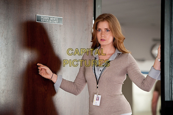Amy Adams<br /> in Man of Steel (2013) <br /> *Filmstill - Editorial Use Only*<br /> CAP/NFS<br /> Image supplied by Capital Pictures
