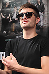 The Wanted, May 19, 2013 : Tom Parker of The Wanted attends press conference on 19 May Tokyo Japan. (Photo by Mooto Naka/AFLO)