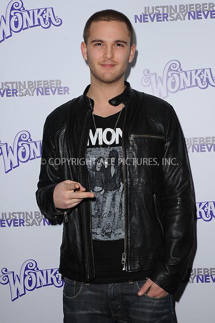 WWW.ACEPIXS.COM . . . . . .February 2, 2011...New York City...Jared Evan attends the New York premiere of 'Justin Bieber Never Say Never'  on February 2, 2011 in New York City....Please byline: KRISTIN CALLAHAN - ACEPIXS.COM.. . . . . . ..Ace Pictures, Inc: ..tel: (212) 243 8787 or (646) 769 0430..e-mail: info@acepixs.com..web: http://www.acepixs.com .