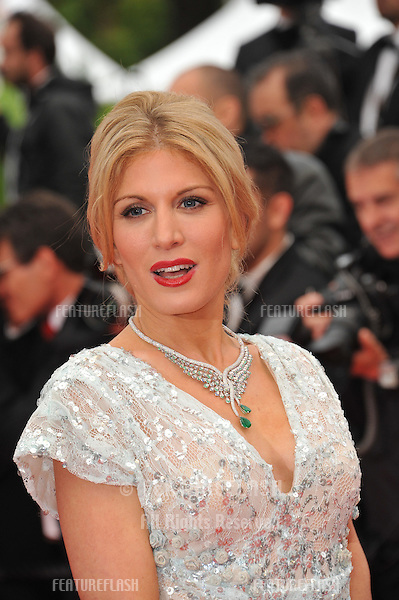 """Hofit Golan at the gala screening for the French movie """"You Ain't Seen Nothing Yet"""" in competition at the 65th Festival de Cannes..May 21, 2012  Cannes, France.Picture: Paul Smith / Featureflash"""