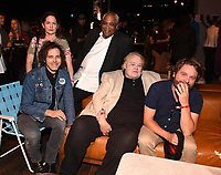 """LOS ANGELES - SEPTEMBER 4: Martha Kelly, Alex Morris, Executive Producer/Director Jonathan Krisel, Louie Anderson and Zach Galifianakis attend  the series finale event for FX's """"Baskets"""" at Neuehouse Hollywood on September 4, 2019 in Los Angeles, California. (Photo by Frank Micelotta/FX/PictureGroup)"""