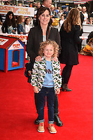 "Jill Halfpenny arriving for the premiere of ""Pudsey the Dog the movie"" at the Vue cinema, Leicester Square, London. 13/07/2014 Picture by: Steve Vas / Featureflash"