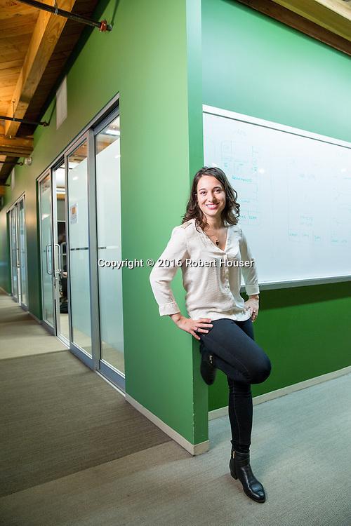 Portrait of Alaina Percival - CEO - Women Who Code