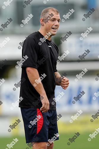 2012-08-09 / Voetbal / seizoen 2012-2013 / Wuustwezel / Tim De Keyser..Foto: Mpics.be