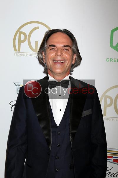 Vince Calandra<br /> at the 2019 Producer's Guild Awards, Beverly Hilton Hotel, Beverly Hills, CA 01-19-19<br /> David Edwards/DailyCeleb.com 818-249-4998