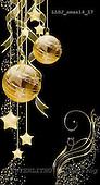 Sinead, CHRISTMAS SYMBOLS, paintings, LLSJXMAS14/17,#xx# Symbole, Weihnachten, Geschäft, símbolos, Navidad, corporativos, illustrations, pinturas