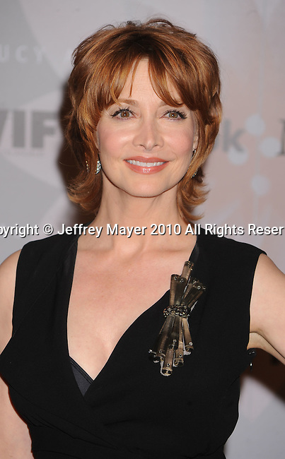 CENTURY CITY, CA. - June 01: Sharon Lawrence arrives at the 2010 Crystal + Lucy Awards: A New Era at Hyatt Regency Century Plaza on June 1, 2010 in Century City, California.