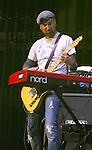 IRVINE, CA. - June 05: Hole  performs at the 2010 Los Angeles KROQ Weenie Roast at Verizon Wireless Amphitheater on June 5, 2010 in Irvine, California.