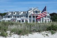 Grand beach house in Hyannis Port.