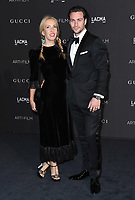 03 November 2018 - Los Angeles, California - Sam Taylor-Johnson, Aaron Taylor-Johnson. 2018 LACMA Art + Film Gala held at LACMA.  <br /> CAP/ADM/BT<br /> &copy;BT/ADM/Capital Pictures