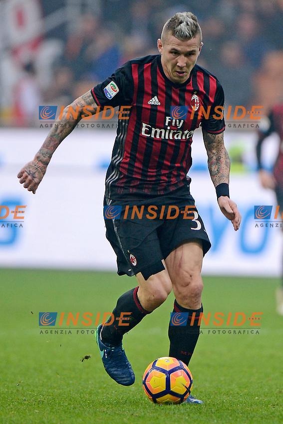 Juraj Kucka Milan<br /> Milano 30-10-2016 Stadio Giuseppe Meazza - Football Calcio Serie A Milan - Pescara. Foto Giuseppe Celeste / Insidefoto