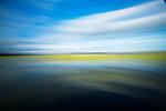 South Carolina Lowcountry sunset dock marsh grass scene HDR