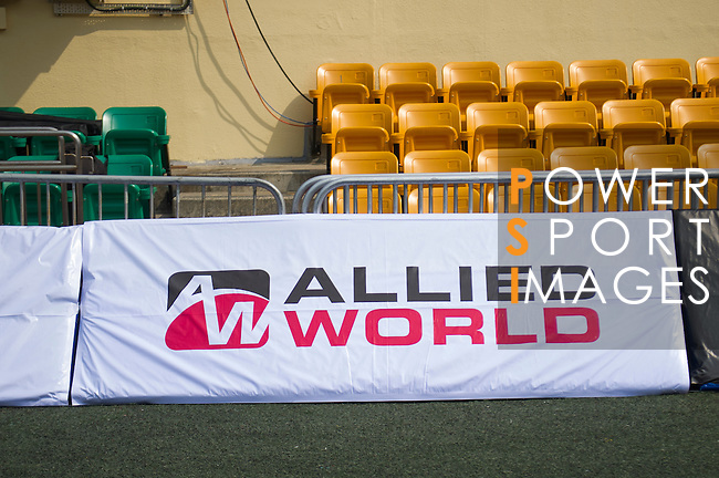 Branding at GFI HKFC Rugby Tens 2016 on 06 April 2016 at Hong Kong Football Club in Hong Kong, China. Photo by Juan Manuel Serrano / Power Sport Images