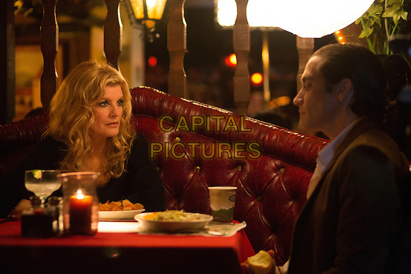 Rene Russo, Jake Gyllenhaal<br /> in Nightcrawler (2014)<br /> *Filmstill - Editorial Use Only*<br /> CAP/NFS<br /> Supplied by Capital Pictures