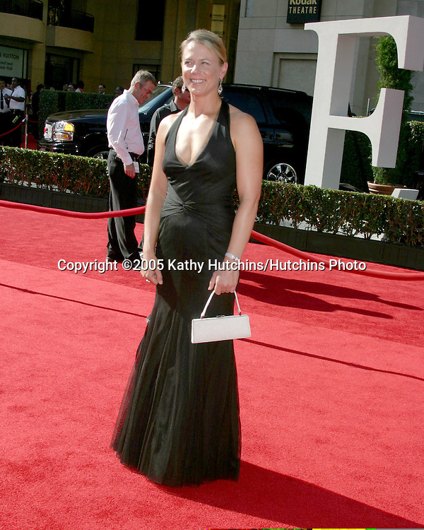 Annika Sorenstam.ESPY Awards.Kodak Theater.Los Angeles, CA.July 14, 2005.©2005 Kathy Hutchins / Hutchins Photo