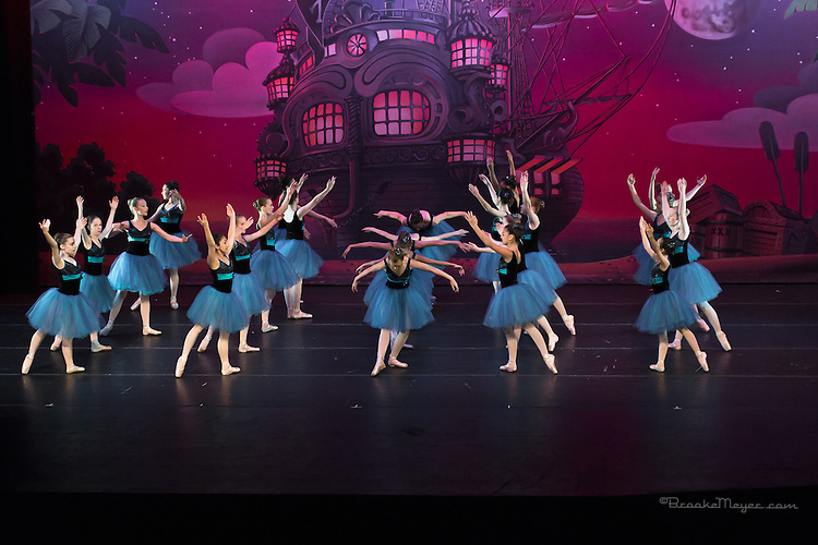 "Saturday Matinee, ""Flight To Neverland"", the 2013 Annual Recital by the Cary Ballet Conservatory"