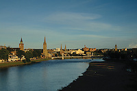 Inverness, Inverness Castle and the River Ness, Highlands<br /> <br /> Copyright www.scottishhorizons.co.uk/Keith Fergus 2011 All Rights Reserved