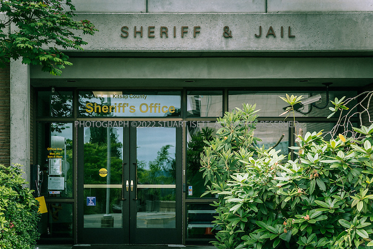 5/30/2015&mdash;Port Orchard, Washington, USA<br /> <br /> <br /> Kitsap County Sherriff&rsquo;s office and jail in Port Orchard, WA. Melford Warren Jr., 43, lived with his two lovers, Shannon Felicia Ann Smith, 41, and Amanjot Kaur Jaswal, 28 in Port Orchard, Washington. Warren has been charged with child rape and related crimes on allegations stemming from his family&rsquo;s stay at this Port Orchard home.<br /> <br /> <br /> Photograph by Stuart Isett<br /> &copy;2014 Stuart Isett. All rights reserved.