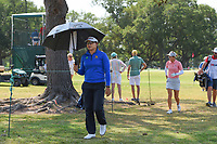 Wichanee Meechai (THA) makes her way to the tee on 2 during round 4 of the 2019 US Women's Open, Charleston Country Club, Charleston, South Carolina,  USA. 6/2/2019.<br /> Picture: Golffile | Ken Murray<br /> <br /> All photo usage must carry mandatory copyright credit (© Golffile | Ken Murray)