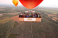 20150528 28 May Hot Air Balloon Cairns
