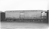 Baggage car #129 built by D&amp;RG as #30 in 1883.  Renumbered in April 1885.<br /> D&amp;RGW    Taken by Best, Gerald M.