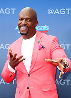 "11 March 2019 - Pasadena, California - Terry Crews. NBC's ""America's Got Talent"" Season 14 Kick-Off held at Pasadena Civic Auditorium. Photo Credit: Faye Sadou/AdMedia"