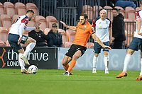 Charlee Adams Of Barnet during Barnet vs Stockport County, Emirates FA Cup Football at the Hive Stadium on 2nd December 2018