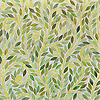 Climbing Vine Jewel Glass Mosaic in Citrine, Peridot, and Emerald, is part of the Silk Road® collection by New Ravenna.
