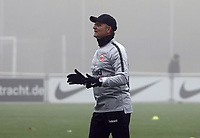 "Torwarttrainer Manfred ""Moppes"" Petz (Eintracht Frankfurt) - 14.11.2018: Eintracht Frankfurt Training, Commerzbank Arena, DISCLAIMER: DFL regulations prohibit any use of photographs as image sequences and/or quasi-video."