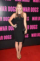 """Kimberley Wyatt<br /> arrives for the """"War Dogs"""" premiere at the Picturehouse Central, London.<br /> <br /> <br /> ©Ash Knotek  D3144  11/08/2016"""
