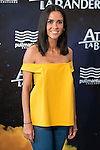Weather host Alba Lago attends to the photocall during the premiere of &quot;Atrapa la Bandera&quot; at Kinepolis Cinema in Madrid, August 26, 2015. <br /> (ALTERPHOTOS/BorjaB.Hojas)