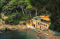- the Fiascherino beach, between Lerici and Tellaro (La Spezia)....- la spiaggia di Fiascherino, fra Lerici e Tellaro (La Spezia)