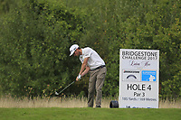 Cormac Sharvin (IRL) on the 4th tee during Round 1 of the Bridgestone Challenge 2017 at the Luton Hoo Hotel Golf &amp; Spa, Luton, Bedfordshire, England. 07/09/2017<br /> Picture: Golffile | Thos Caffrey<br /> <br /> <br /> All photo usage must carry mandatory copyright credit     (&copy; Golffile | Thos Caffrey)