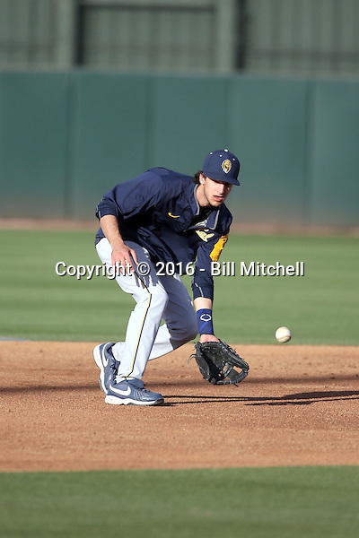 Preston Grand Pre - 2016 California Golden Bears (Bill Mitchell)