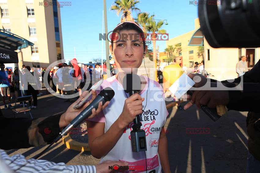 Carrera CIMA a favor de la Fundaci&oacute;n de Sylvana Beltrones.<br /> <br /> Sylvana Beltrones.<br /> <br /> **Photo&reg;&copy;:LuisGutierrez/NortePhoto
