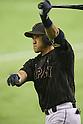 Seiichi Uchikawa (JPN), <br /> NOVEMBER 14, 2014 - Baseball : <br /> 2014 All Star Series Game 2 <br /> between Japan and MLB All Stars <br /> at Tokyo Dome in Tokyo, Japan. <br /> (Photo by YUTAKA/AFLO SPORT)[1040]