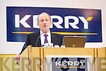 Hugh Friel at the Kerry Group AGM in the Brandon Hotel, Tralee.