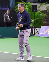 Rotterdam, The Netherlands, 14 Februari 2019, ABNAMRO World Tennis Tournament, Ahoy, Tony Nadal,<br /> Photo: www.tennisimages.com/Henk Koster