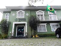SÃO PAULO - SP -  28 DE FEVEREIRO 2013. João Alberto de Camargo Cardoso, morreu ontem (27) as 22 hs, no Hosp Albert Einstein o empresário baleado dentro de sua Imobiliária Esquema. O enterro ocorreu hoje no Cemitério do Morumbi.  FOTO: MAURICIO CAMARGO / BRAZIL PHOTO PRESS.