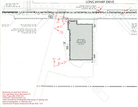 Key Plan 1 of 3 for Progress Documentation Submission 08 on 21 February 2017. Boathouse at Canal Dock Phase II   State Project #92-570/92-674 Boathouse at Canal Dock Phase II