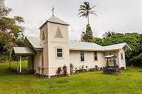 St. Paul Catholic Church, Kipahulu, Maui