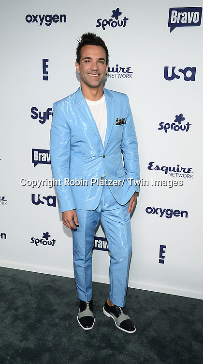 George Kotsiopoulos attends the NBCUniversal Cable Entertainment Upfront <br /> on May 15, 2014 at The Javits Center North Hall in New York City, New York, USA.